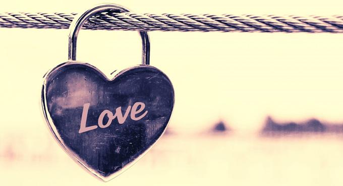 わんこへの誓い「LOVE」