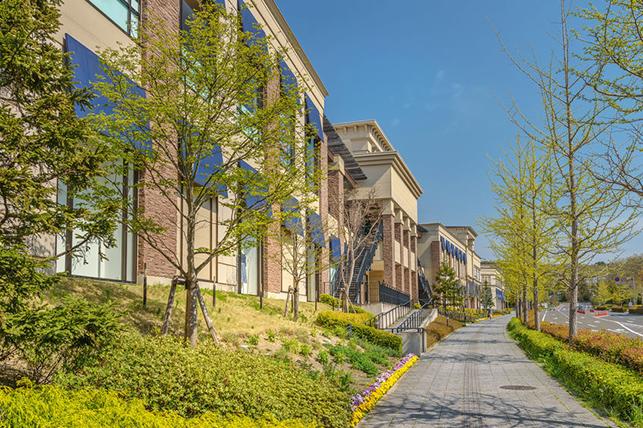 第1種中高層住居専用地域